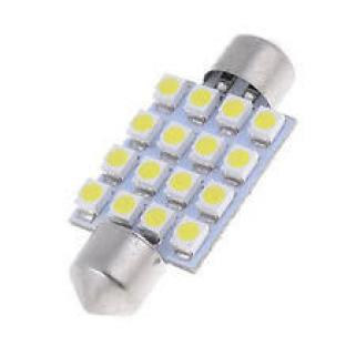 39mm SMD LED PLAKALIK AMPUL 12V DC